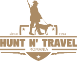 Hunt 'n' Travel Logo